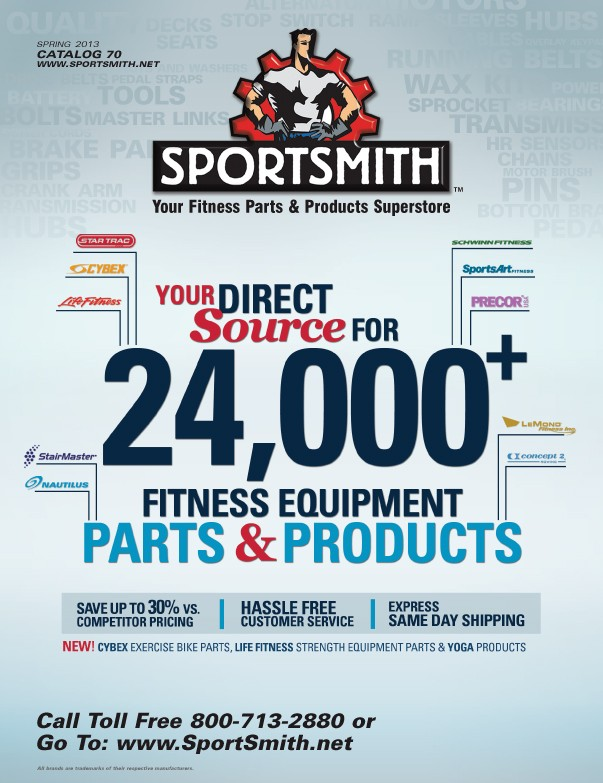 Sportsmith Catalog 70
