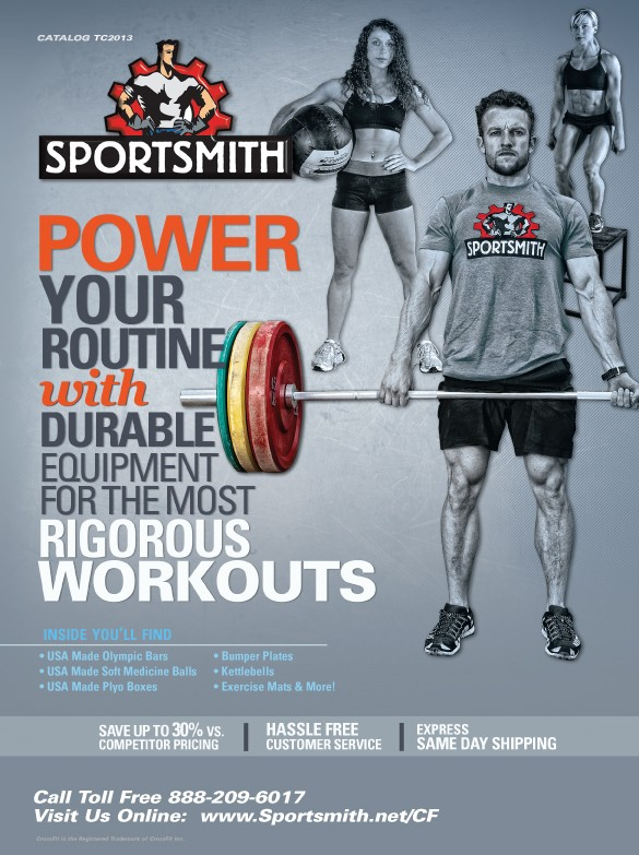 Sportsmith Training Catalog