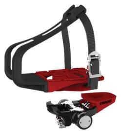 TRIOQR Pedal