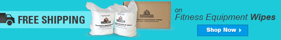 Fitness & Gym Equipment Wipes Free Shipping