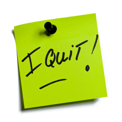 12 Reasons People Quit a Healthclub